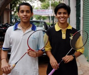 parupalli-kashyap-and-saina-nehwal-in-junior-days