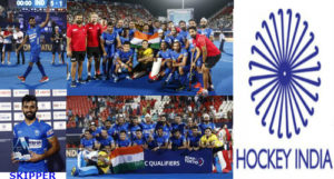 collage-of-indian-skipper-and-team-posing-after-olympic-qualification