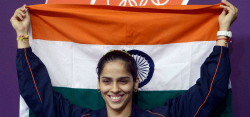 saina-nehwal-holding-tricolour-above-her-head