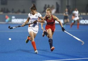 indian-Junior-hockey-team-player-Sharmila-Devi-in-ball-possession-vying-with-a-player-in-a-tournament