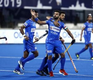 indian-hockey-mens-captain-manpreet singh-in-action