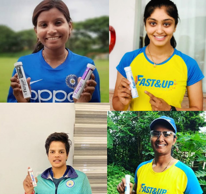 collage-of-four-indian-women-cricketers