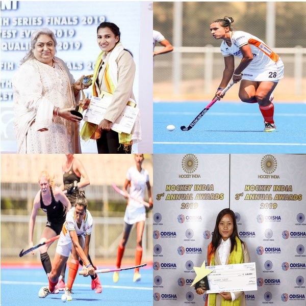 collage-of-indian-women-hockey-team-captain-rani-rampal-with-other-members