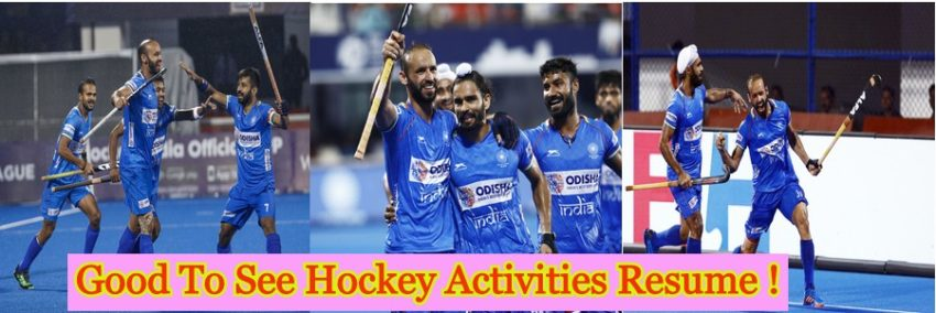 Collage-of-Indian-Hockey-player-Ramandeep-Singh-In-action