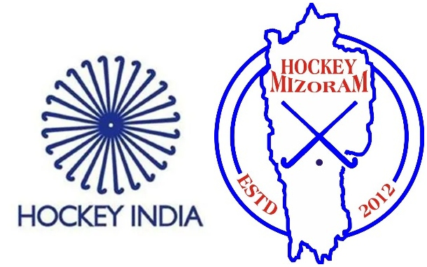 Hockey-india-and-hockey-mizoram-logo