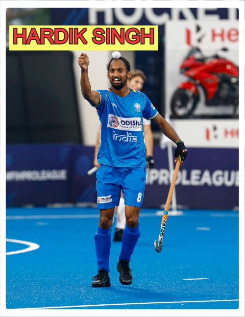 india-hockey-player-hardik-singh-celebrating-goal