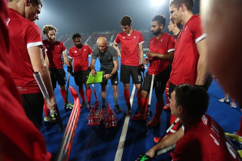 hockey-coach-Gregg-Clark-in-a-training-session-with-players