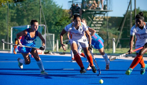 Action-between-India-and-Argentina-Junior-Women