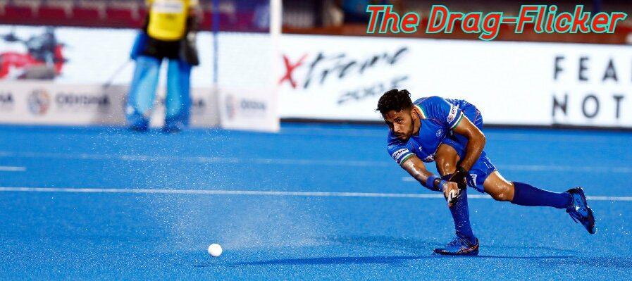 indian-hockey-player-harmanpreet-singh-takes-penalty-corner
